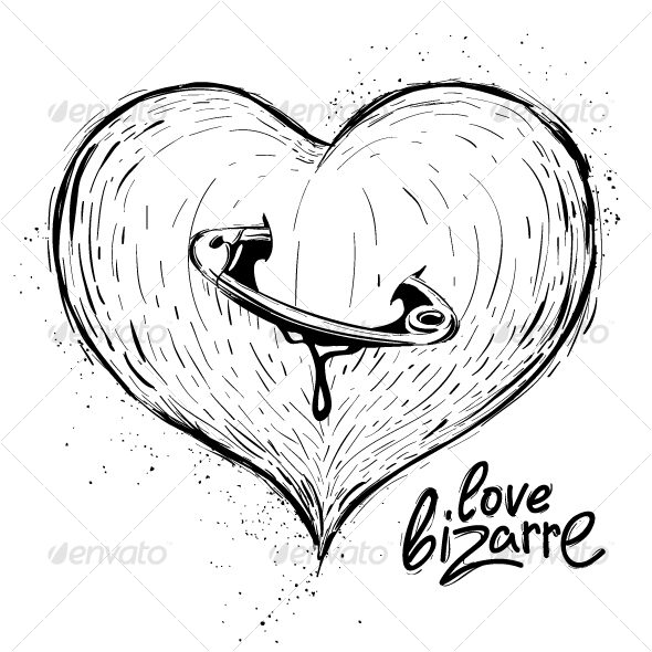 Heart - Decorative Symbols Decorative