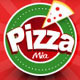 Facebook Timeline Cover Pizza Mia - GraphicRiver Item for Sale