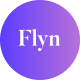 Flyn - Creative Portfolio WordPress Theme
