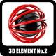 3D Element No.2 - GraphicRiver Item for Sale