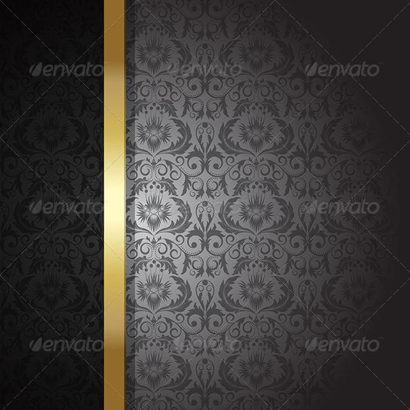 Black background  - Backgrounds Decorative
