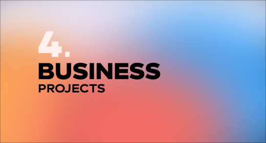 Business & Corporate Projects Series