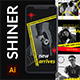 SHINER – 20 Instagram Templates