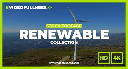 Renewable Energy Stock Footage