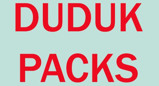 Duduk Packs