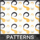 Abstract Seamless Tribal Patterns