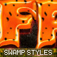 SWAMP STYLES V2 - GraphicRiver Item for Sale