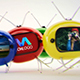 Funky TV Logo Reveal - VideoHive Item for Sale