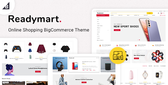 Readymart - Multidtore Stencil BigCommerce Theme