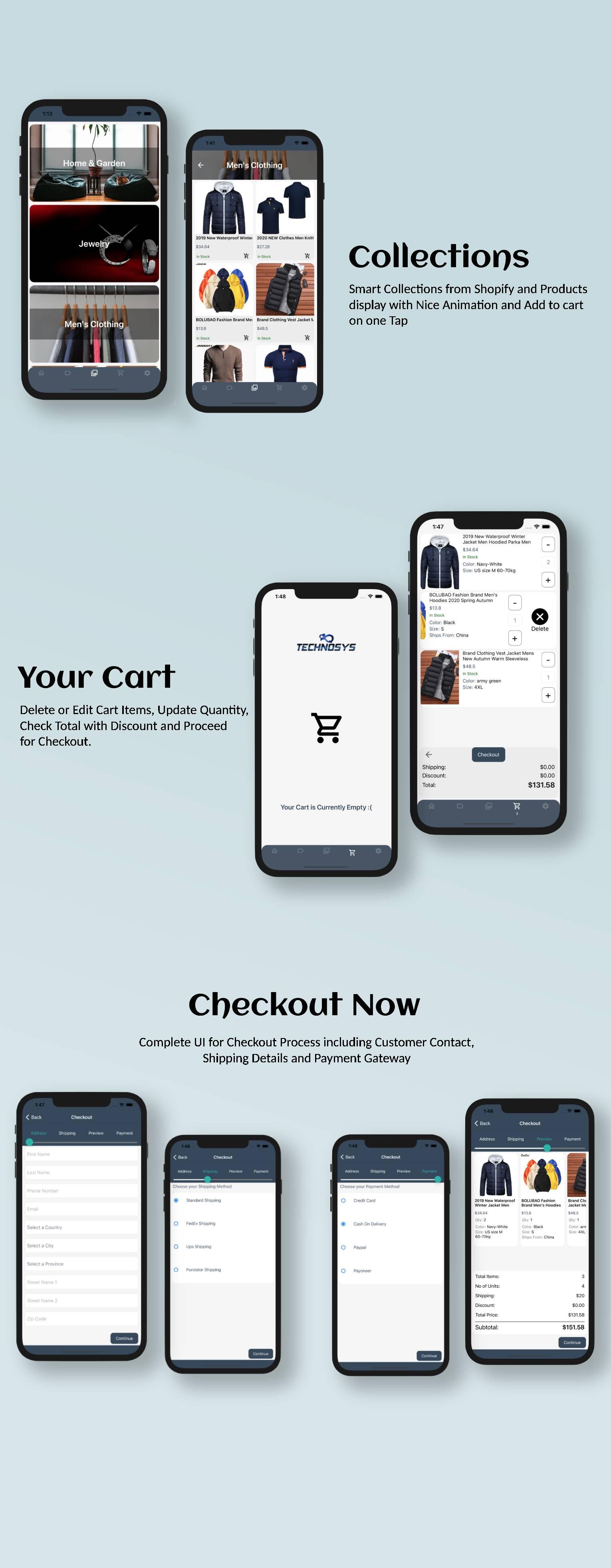 AQStore Shopify