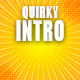 Comedy Quirky Intro Logo