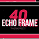 Echo Frame Transitions Presets - VideoHive Item for Sale