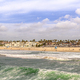 Huntington Beach Shoreline - PhotoDune Item for Sale