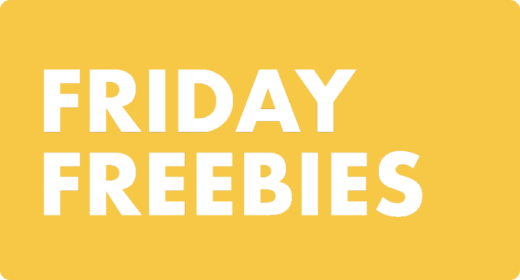 Friday Freebies — March 2021