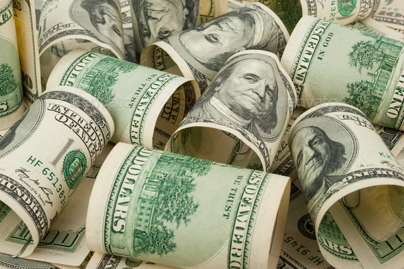 Dollars - Stock Photo - Images