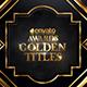 Awards Golden Titles - VideoHive Item for Sale