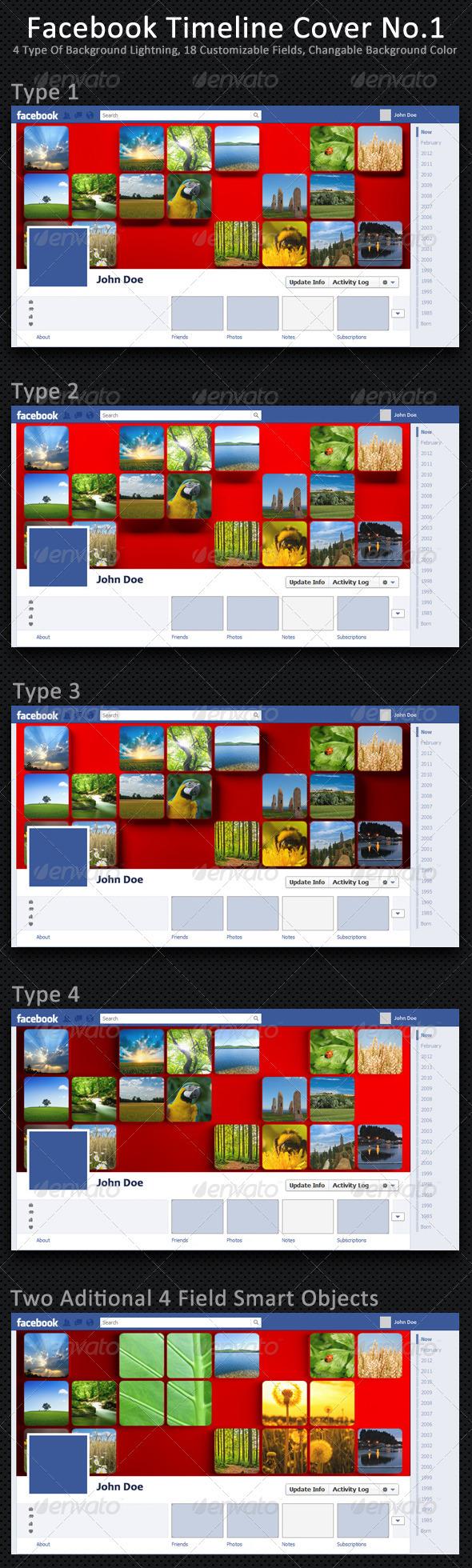 Facebook Timeline Cover No.1 - Facebook Timeline Covers Social Media