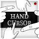 Hand Cursor –Left & Right - GraphicRiver Item for Sale