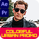 Creative Colorful Urban Fashion - VideoHive Item for Sale