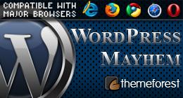 WordPress Mayhem