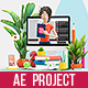 Online Education Lecturer Training Course AE - VideoHive Item for Sale