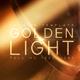 Golden Light - VideoHive Item for Sale