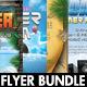 Summer Party_Club Fyers Templates Bundle - GraphicRiver Item for Sale