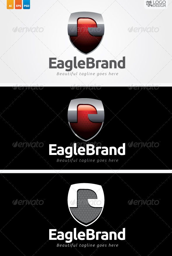 Eagle Brand - Animals Logo Templates
