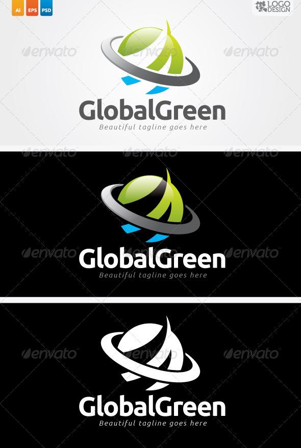 GLobal Green - Nature Logo Templates