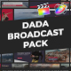 DADA - FCPX Broadcast Pack - VideoHive Item for Sale