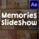Memories Slideshow | After Effects - VideoHive Item for Sale