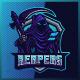 Death Reaper - Mascot & Esport Logo