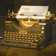 Old Typewriter - GraphicRiver Item for Sale