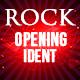 Rock Opener Ident