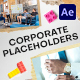 Corporate Placeholders - VideoHive Item for Sale
