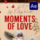 Moments Of Love - VideoHive Item for Sale