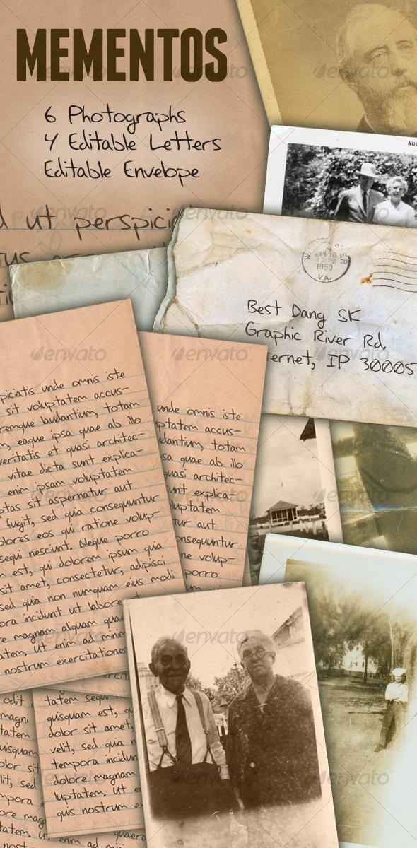 Mementos - Miscellaneous Graphics