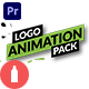 Logo Animation Pack for Premiere Pro - VideoHive Item for Sale