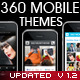 360 Mobile Template - ThemeForest Item for Sale