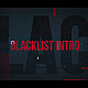 Blacklist Intro/Slideshow - VideoHive Item for Sale