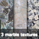 3 Marble textures - GraphicRiver Item for Sale