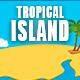Tropical Island Fun Logo