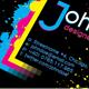 Splattered Ink Business Card - GraphicRiver Item for Sale