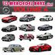 10 Mercedes Pack V4