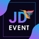 JD Event - Responsive Conference Website Joomla Template
