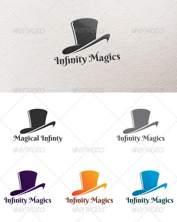 Infinity Magics - Symbols Logo Templates