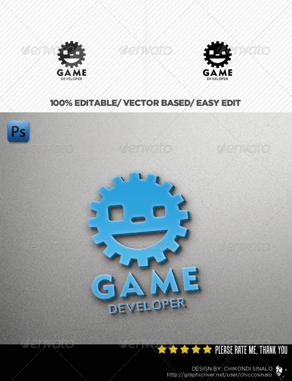 Game Developer Logo