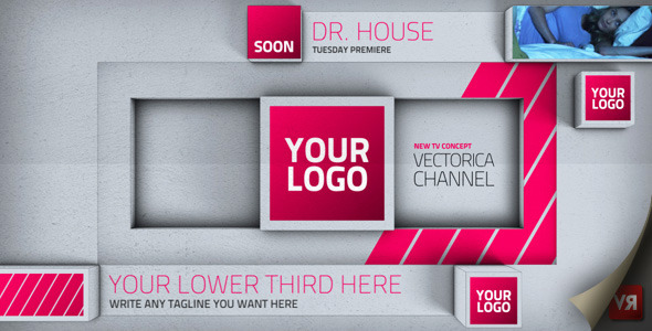 Videohive Blocks - Broadcast channel pack 2846993