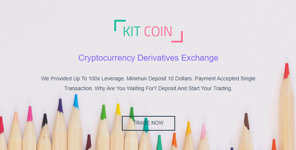 Kit Coin - Cryptocurrency Email Template