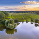 Aerial view of wetland scene in Drenthe - PhotoDune Item for Sale